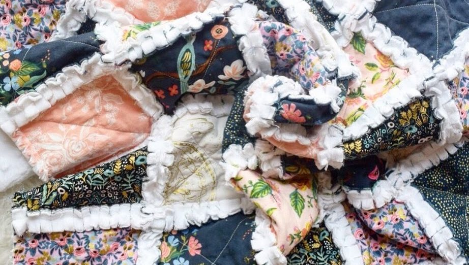 Shop Baby Rag Quilts